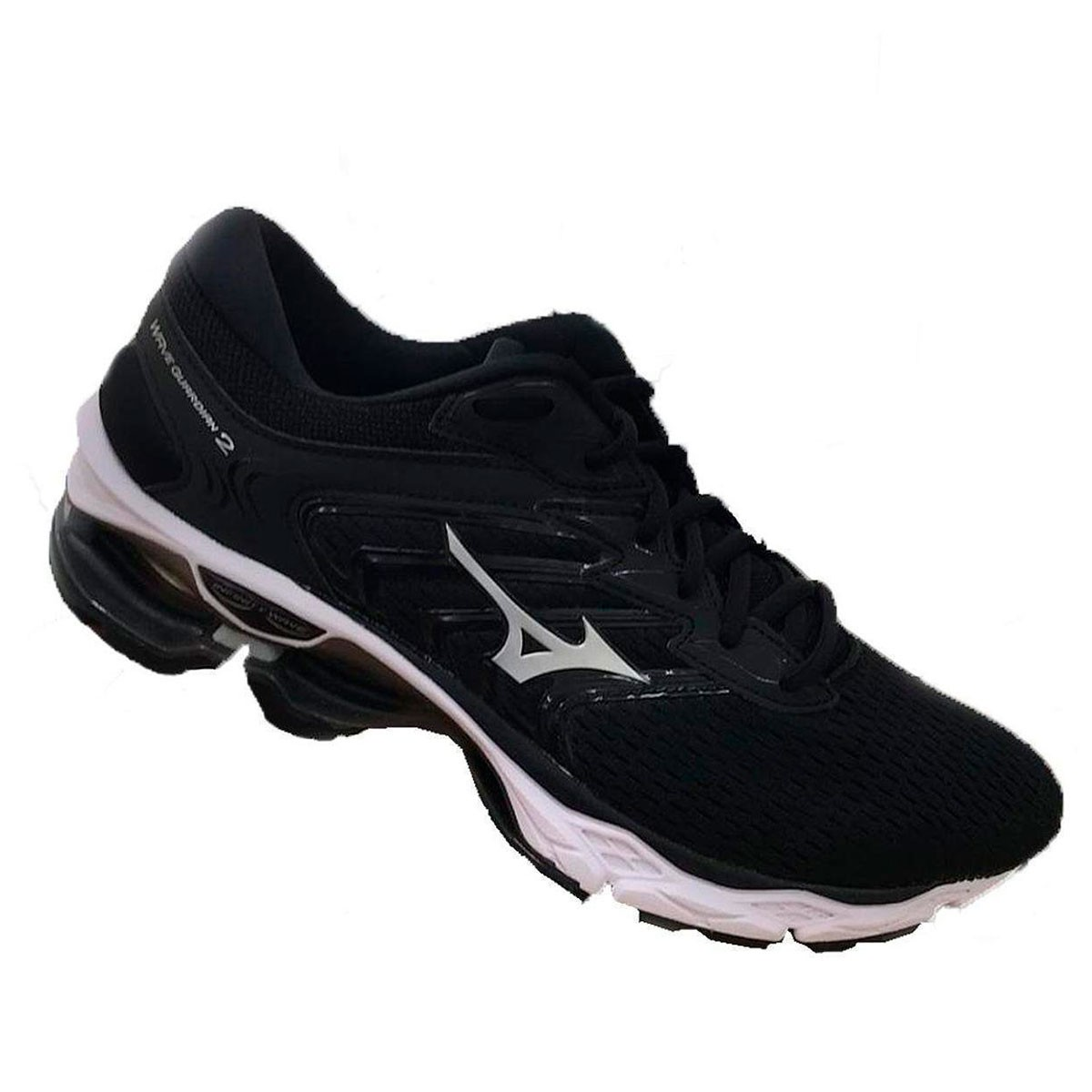 Tênis Mizuno Wave Guardian 2 Preto