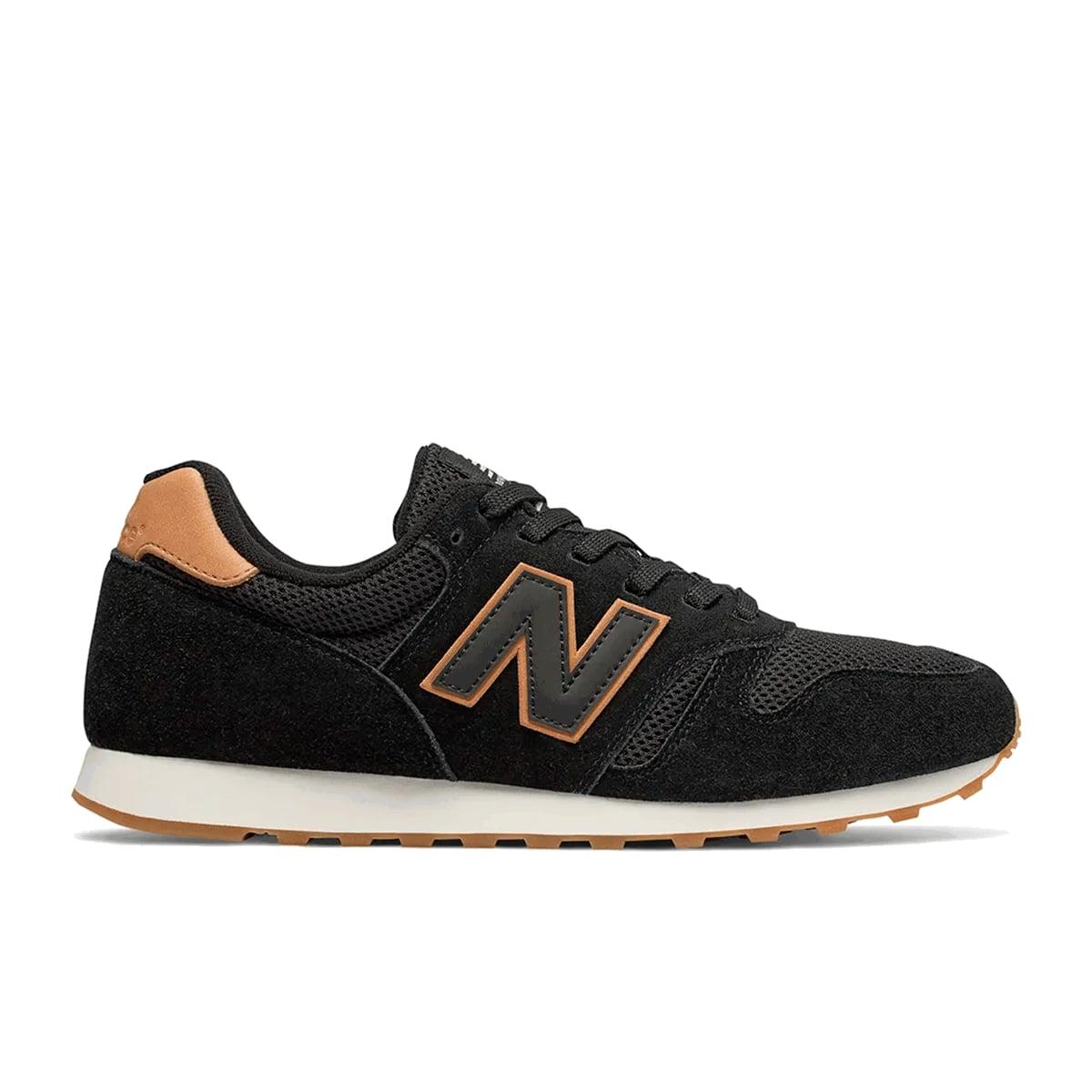 Tênis New Balance 373 Casual Masculino Preto