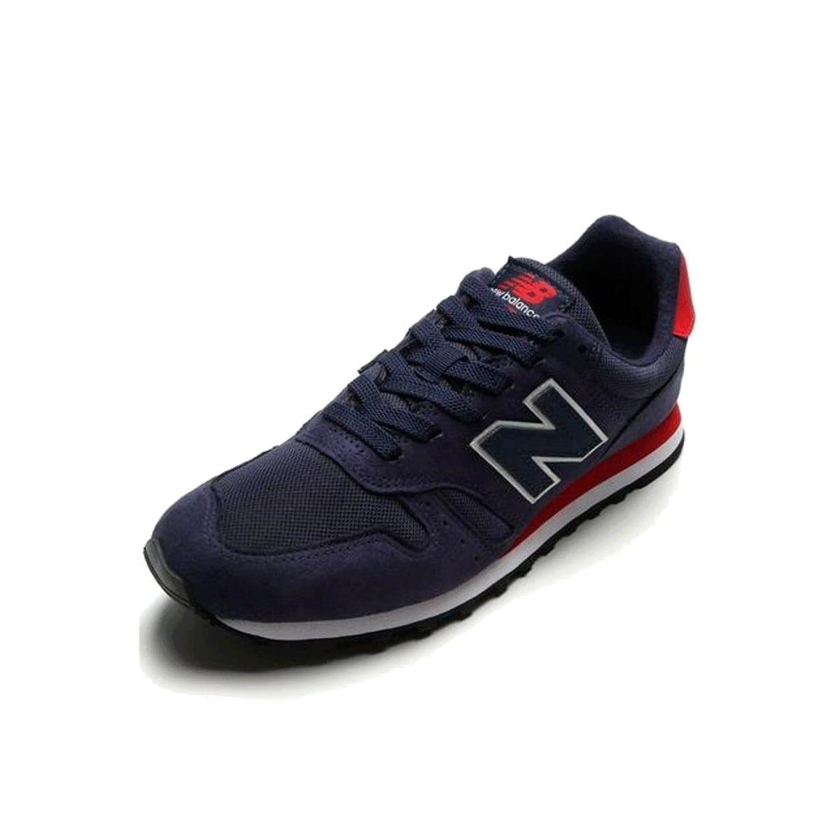 Tênis New Balance 373 Masculino Azul Marinho