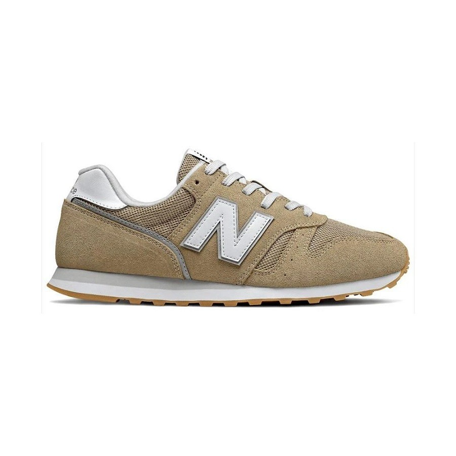 Tênis New Balance 373 Masculino Bege