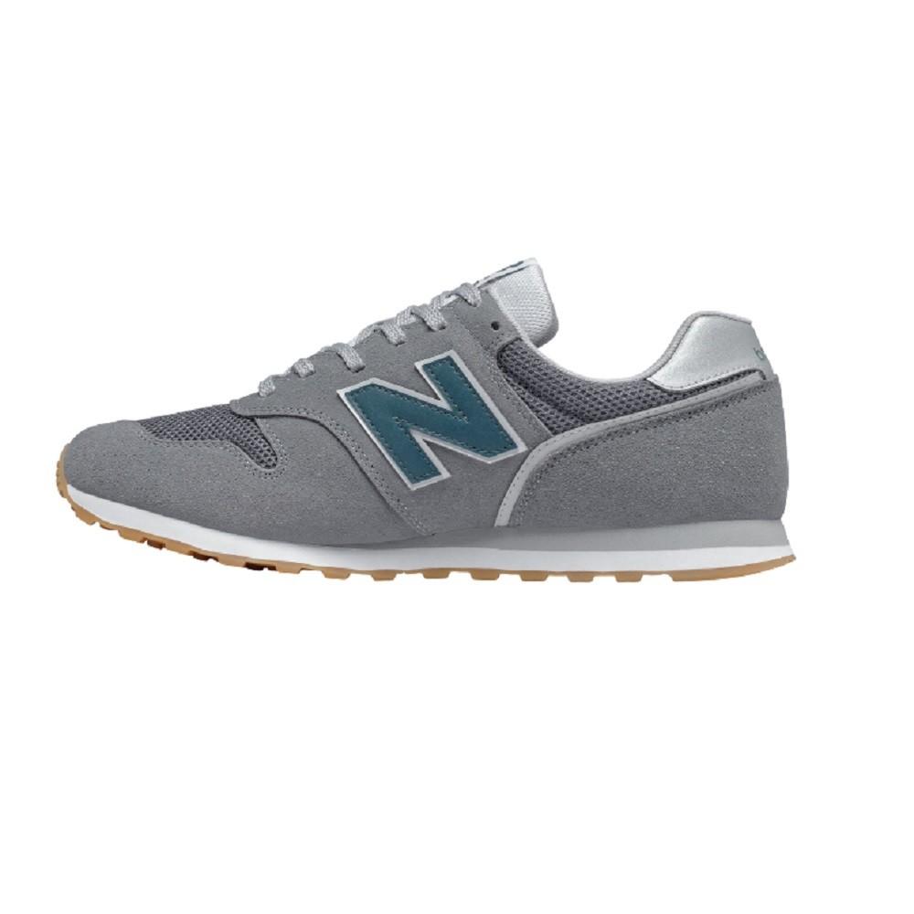 Tênis New Balance 373 Masculino Cinza Preto