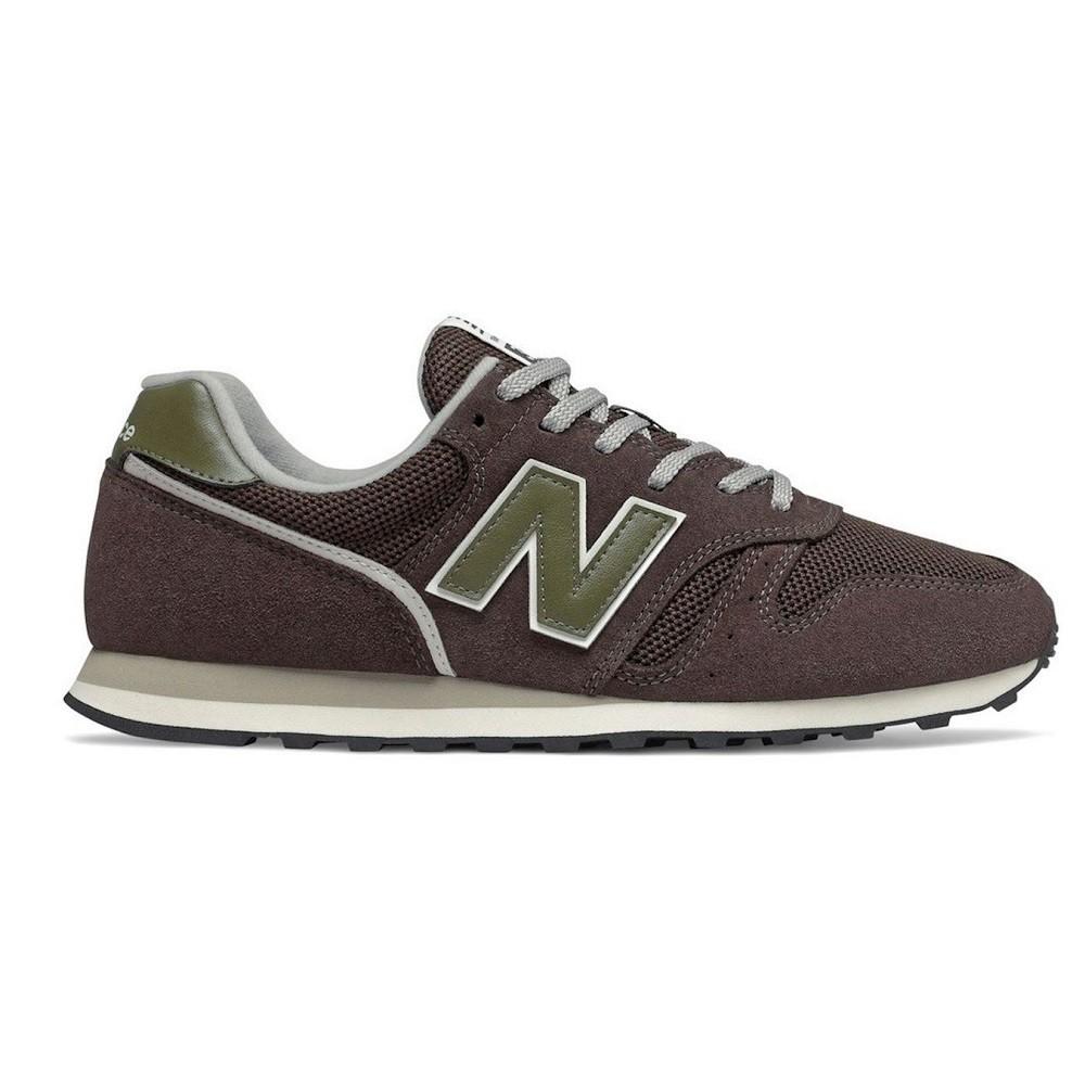 Tênis New Balance 373 Masculino Marrom