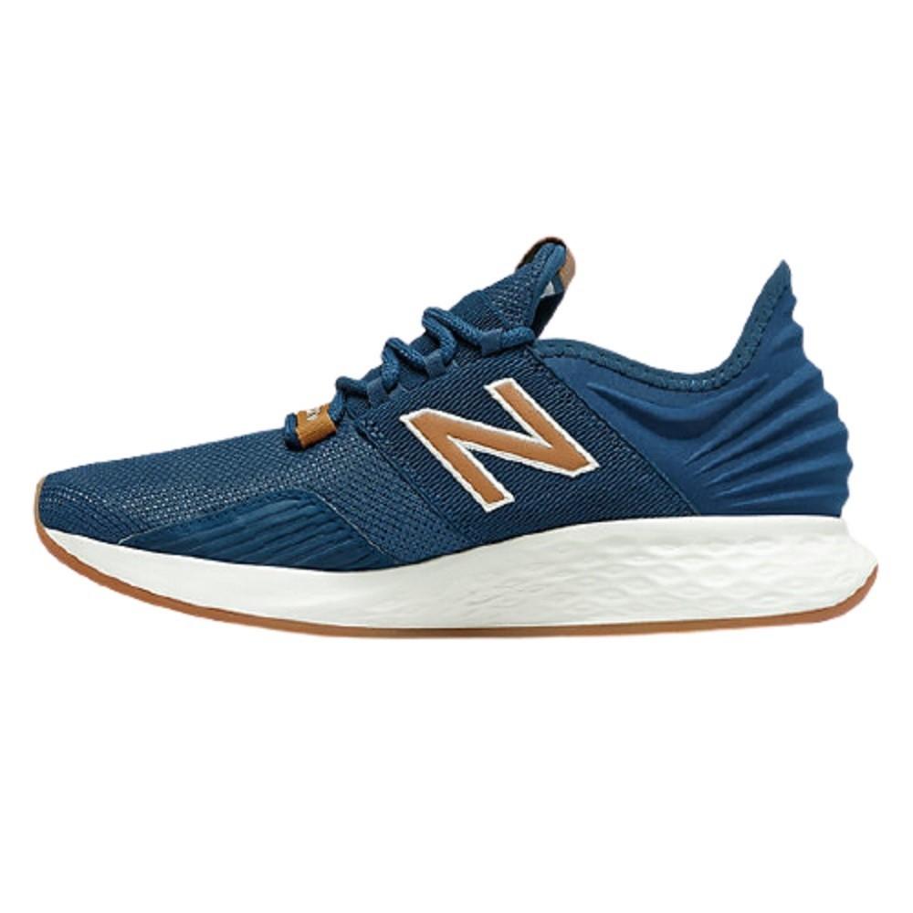 Tênis New Balance Fresh Foam Roav Masculino Azul