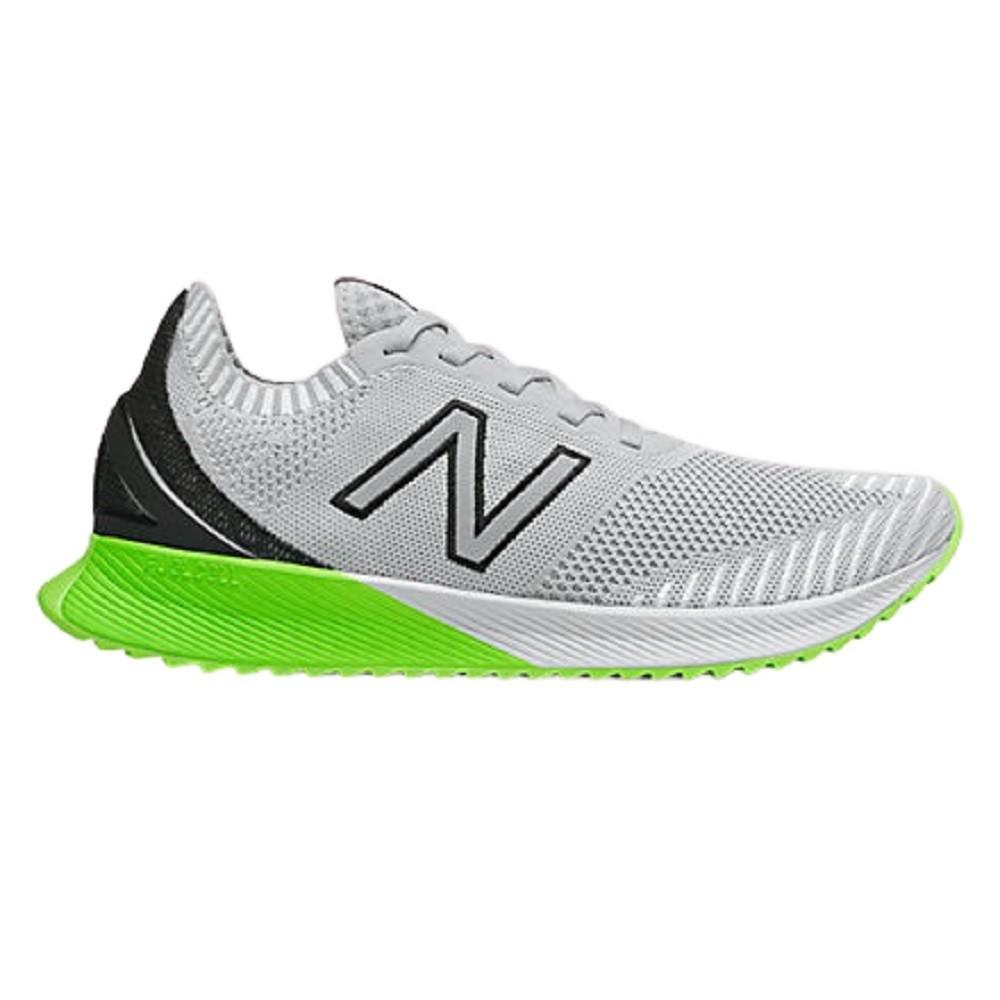 Tênis New Balance FuelCell Echo Masculino Branco Verde