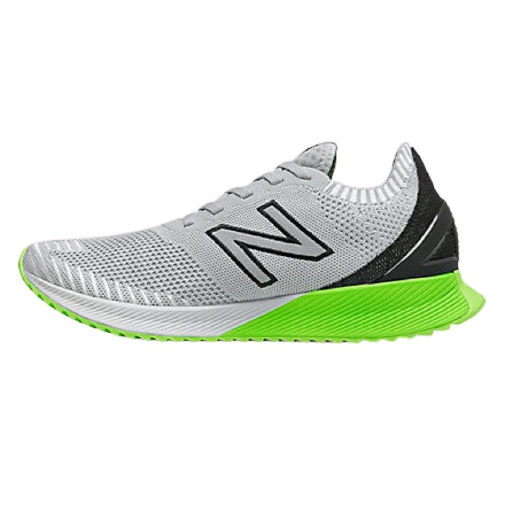 Tênis New Balance FuelCell Echo Masculino Branco Verde