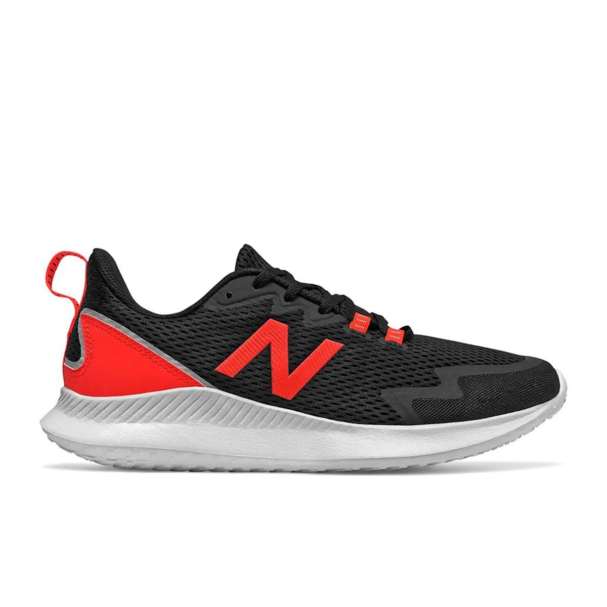 Tênis New Balance Ryval Masculino Preto Vermelho