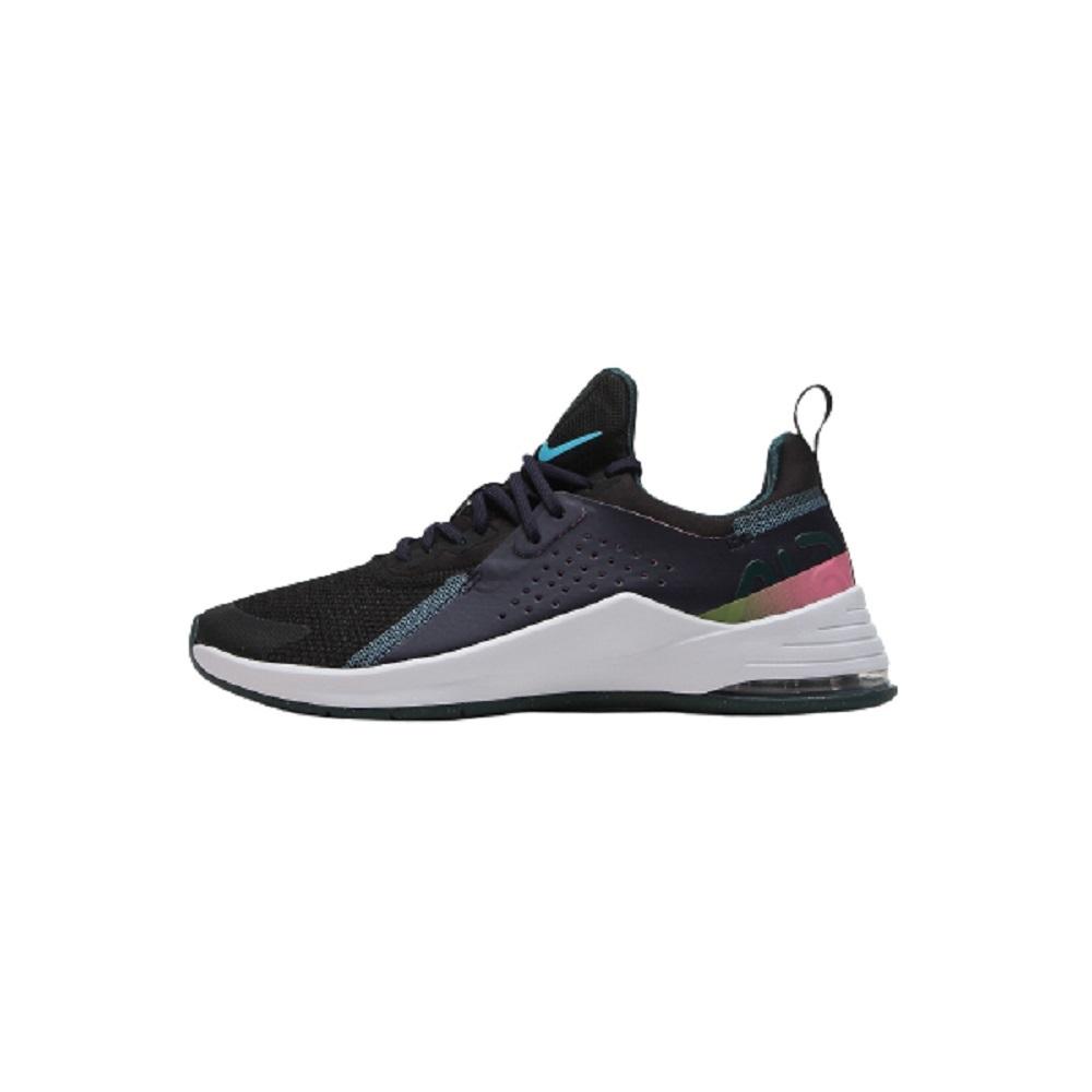 Tênis Nike Air Max Bella TR 3 Feminino Preto Azul Turquesa