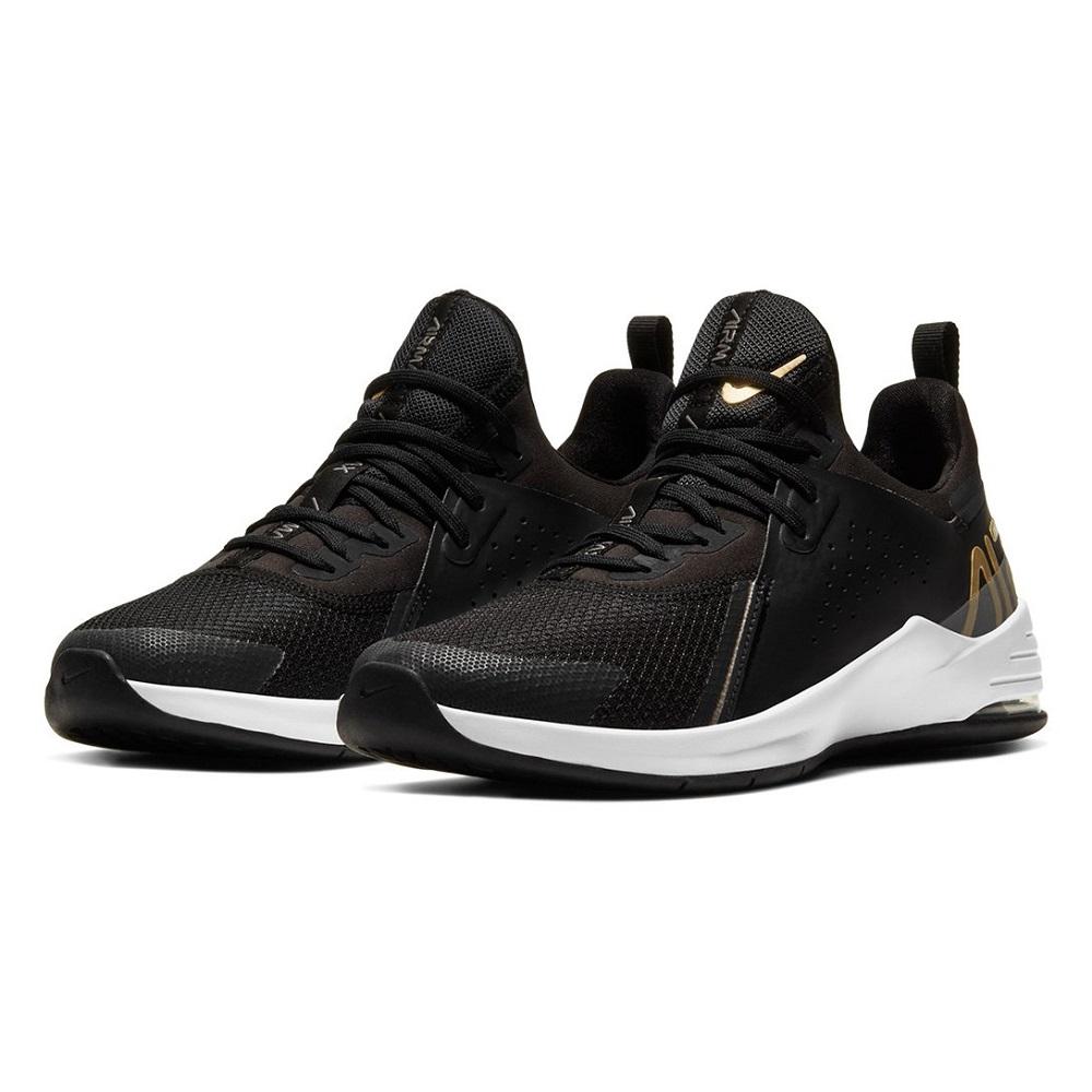 Tênis Nike Air Max Bella TR 3 Feminino Preto Branco