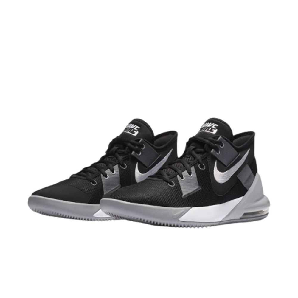 Tênis Nike Air Max Impact 2 Masculino Preto Cinza