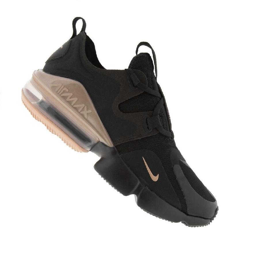 Tênis Nike Air Max Infinity Feminino Preto Rosa