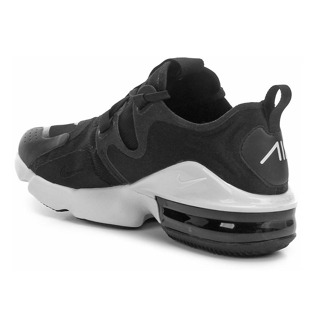 Tênis Nike Air Max Infinity Masculino Preto Branco