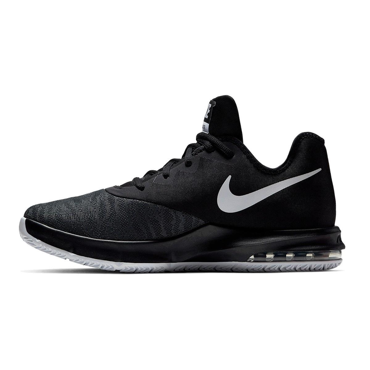 Tênis Nike Air Max Infuriate III Low Masculino Preto