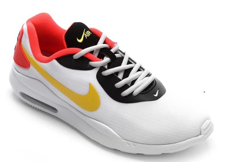 Tênis Nike Air Max Oketo Masculino Branco