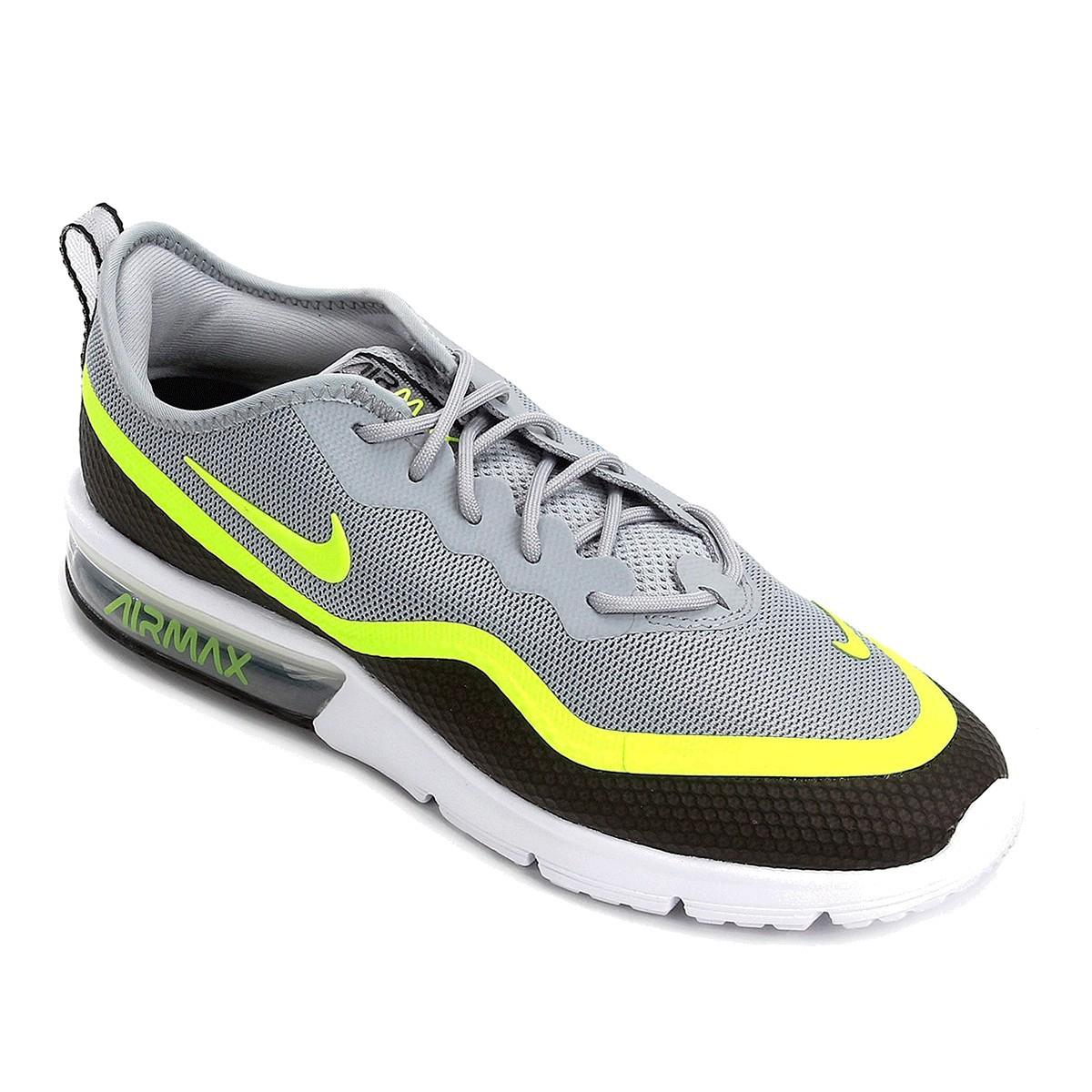 Tênis Nike Air Max Sequent 4.5 Cinza