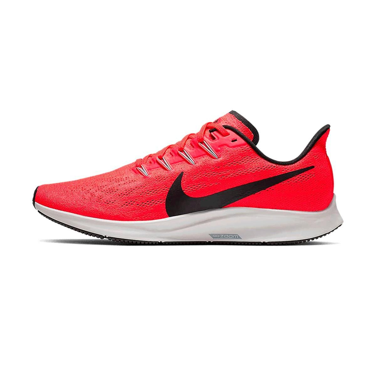 Tênis Nike Air Zoom Pegasus36 Masculino Laranja