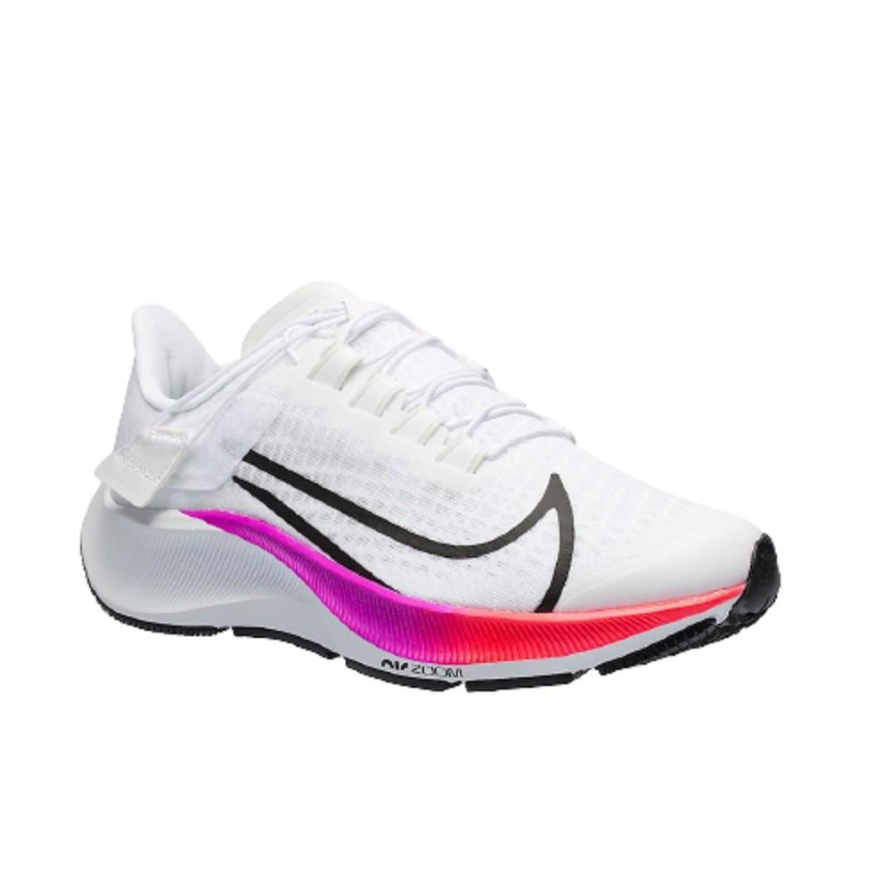Tênis Nike Air Zoom Pegasus Masculino Branco Rosa