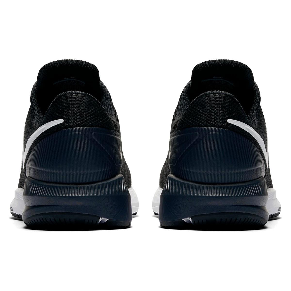 Tênis Nike Air Zoom Structure 22 Feminino Preto