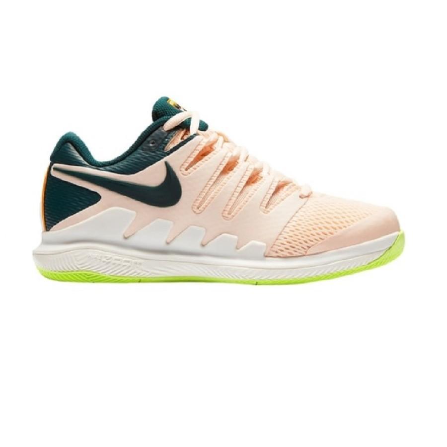 Tênis Nike Air Zoom Vapor X Feminino Bege
