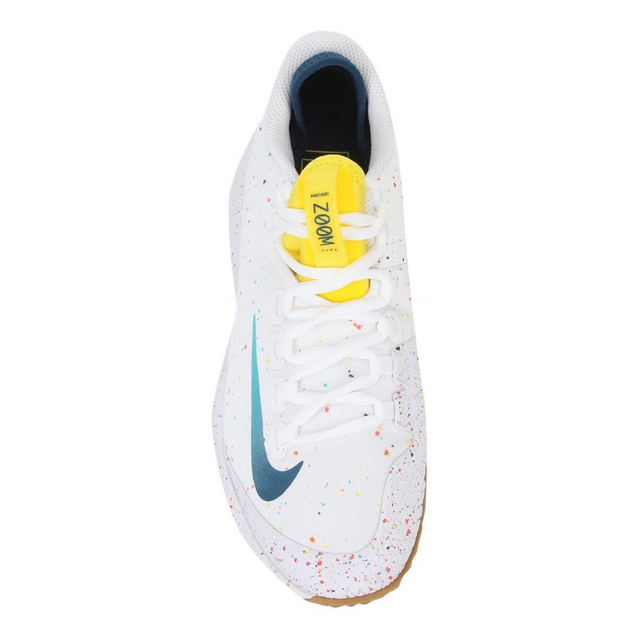 Tênis Nike Court Air Zoom Zero Hc Feminino Branco