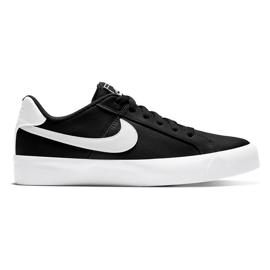 Tênis Nike Court Royale Feminino Preto Branco