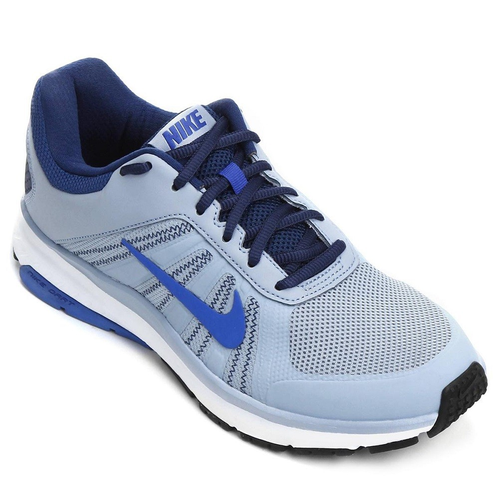 Tênis Nike Dart 12 MSL Masculino - Azul