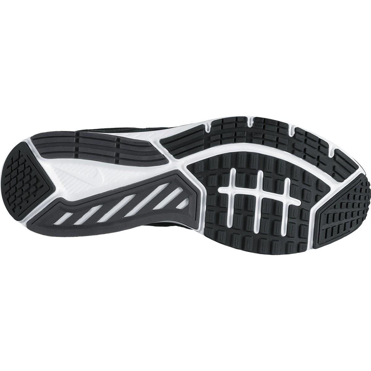 Tênis Nike Dart 12 MSL Masculino - Preto e Branco