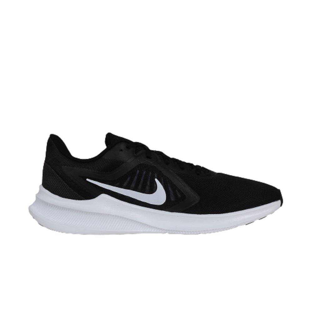 Tênis Nike Downshifter 10 Masculino Preto Marinho