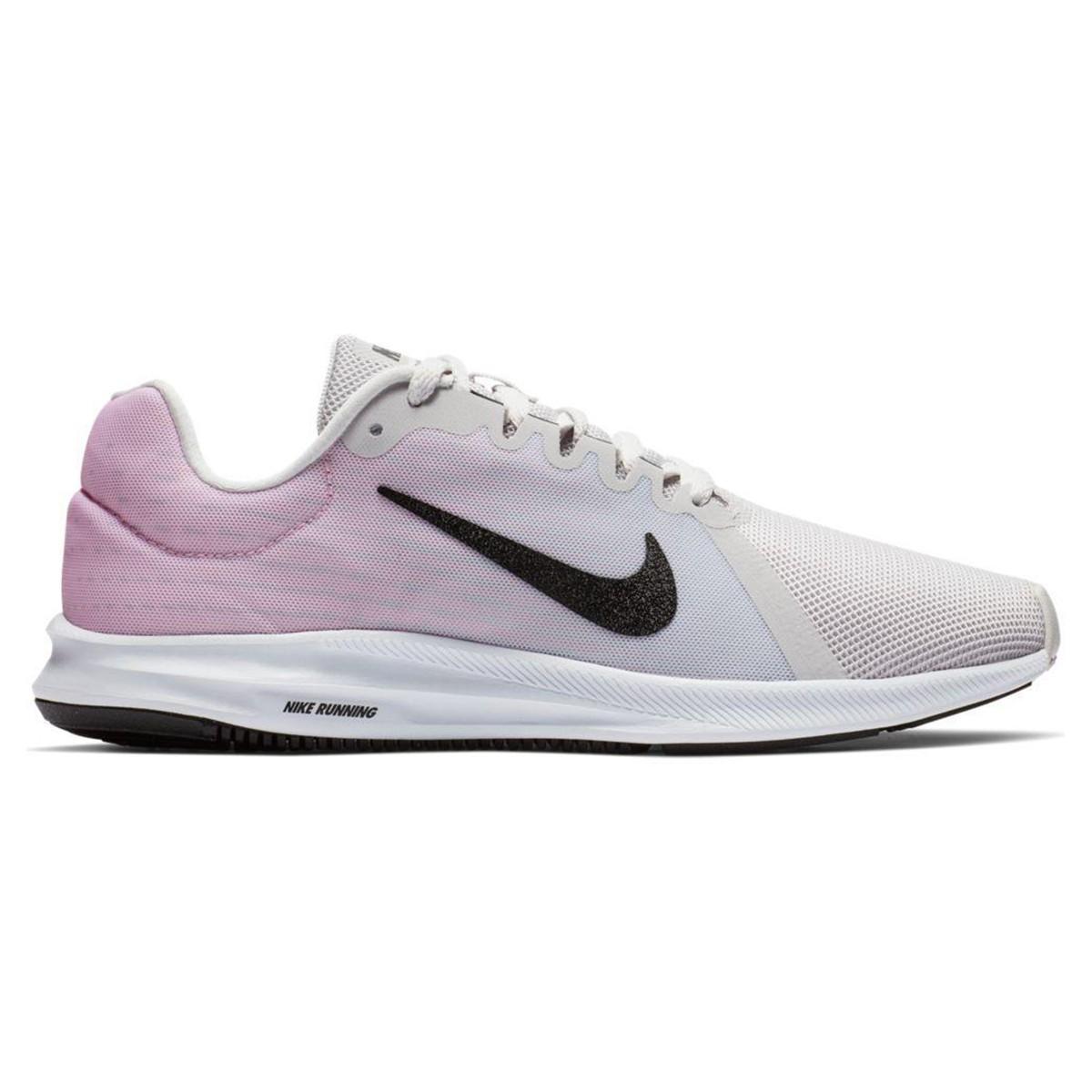 Tênis Nike Downshifter 8 Feminino - Rosa