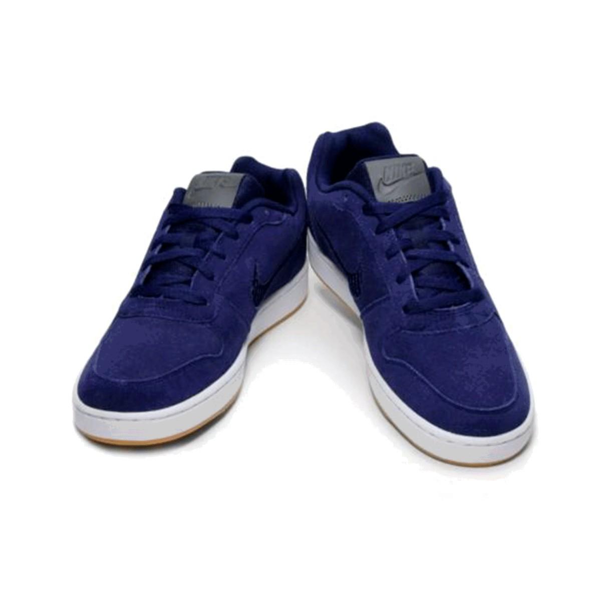 Tênis Nike Ebernon Low Premium Masculino Azul