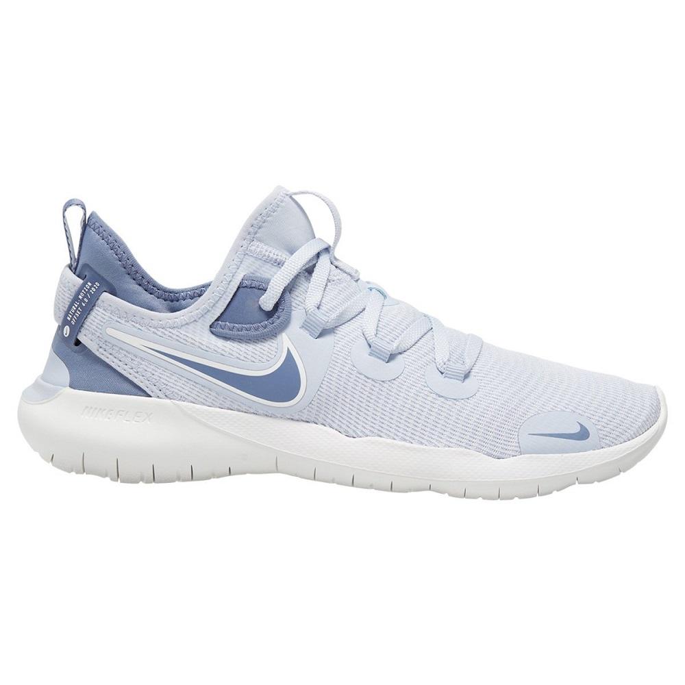 Tênis Nike Flex 2020 RN Feminino Azul Branco