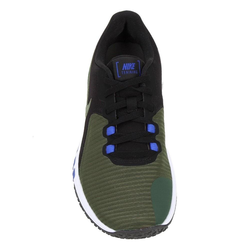 Tênis Nike Flex Control TR4 Masculino Preto Azul