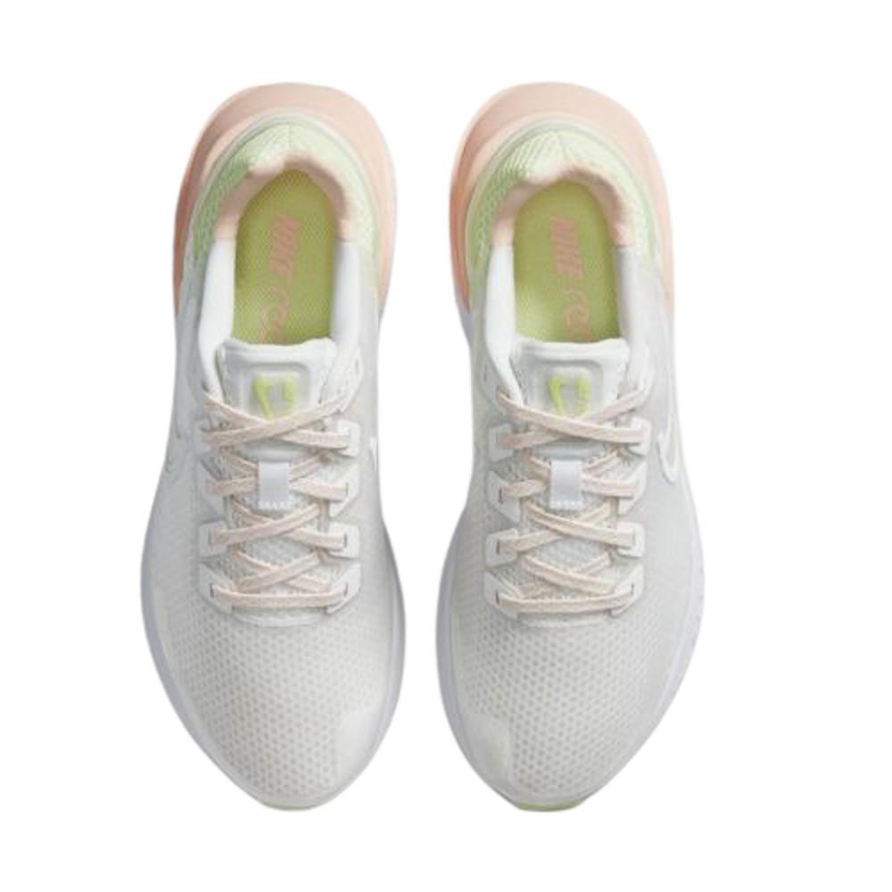 Tênis Nike Legend React 3 Feminino Branco Verde