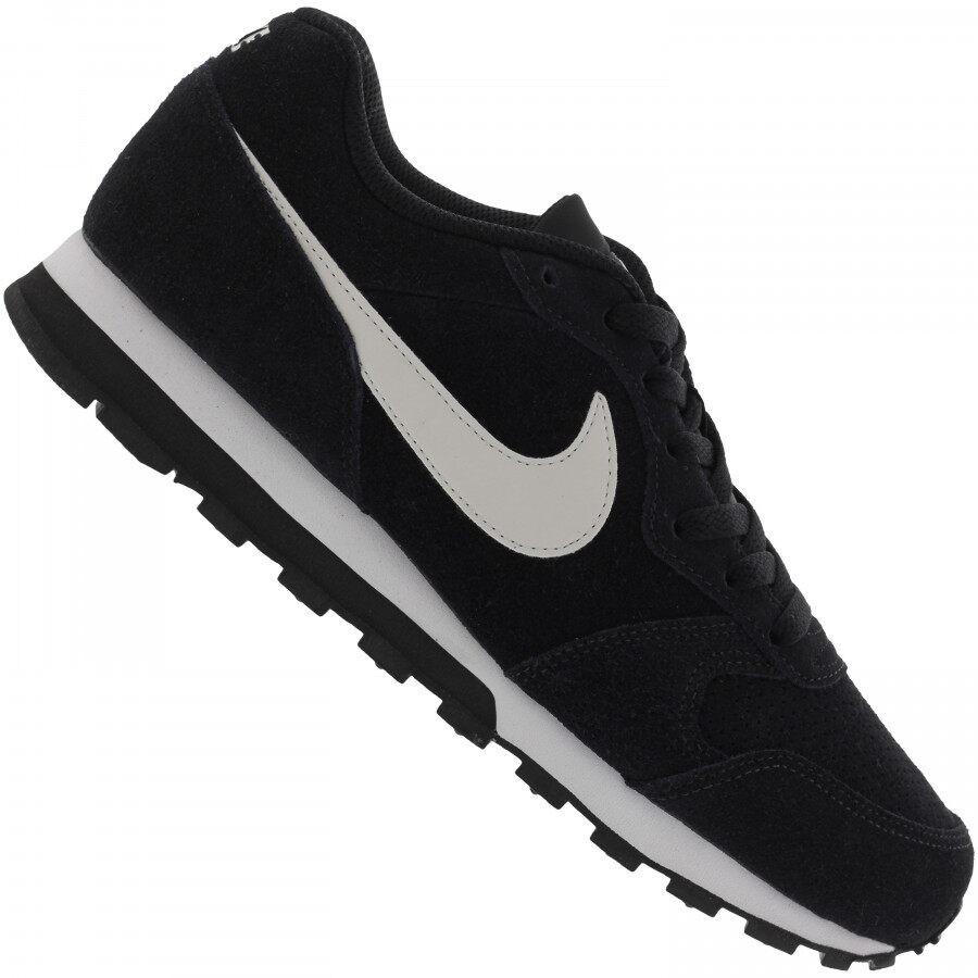Tênis Nike Md Runner 2 Masculino Preto e Branco