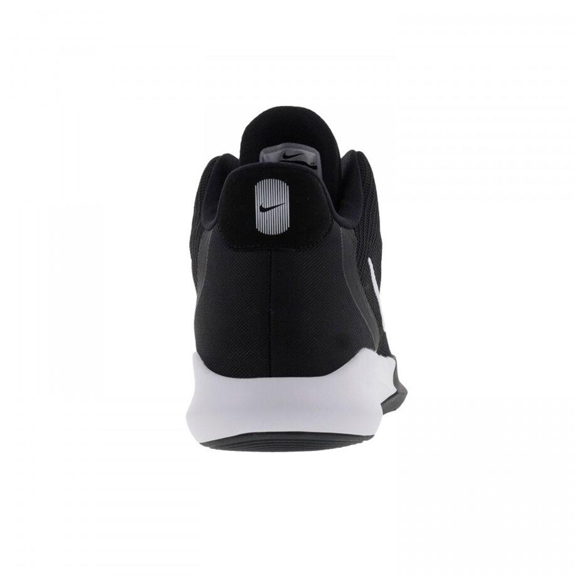 Tênis Nike Precision III Preto Branco