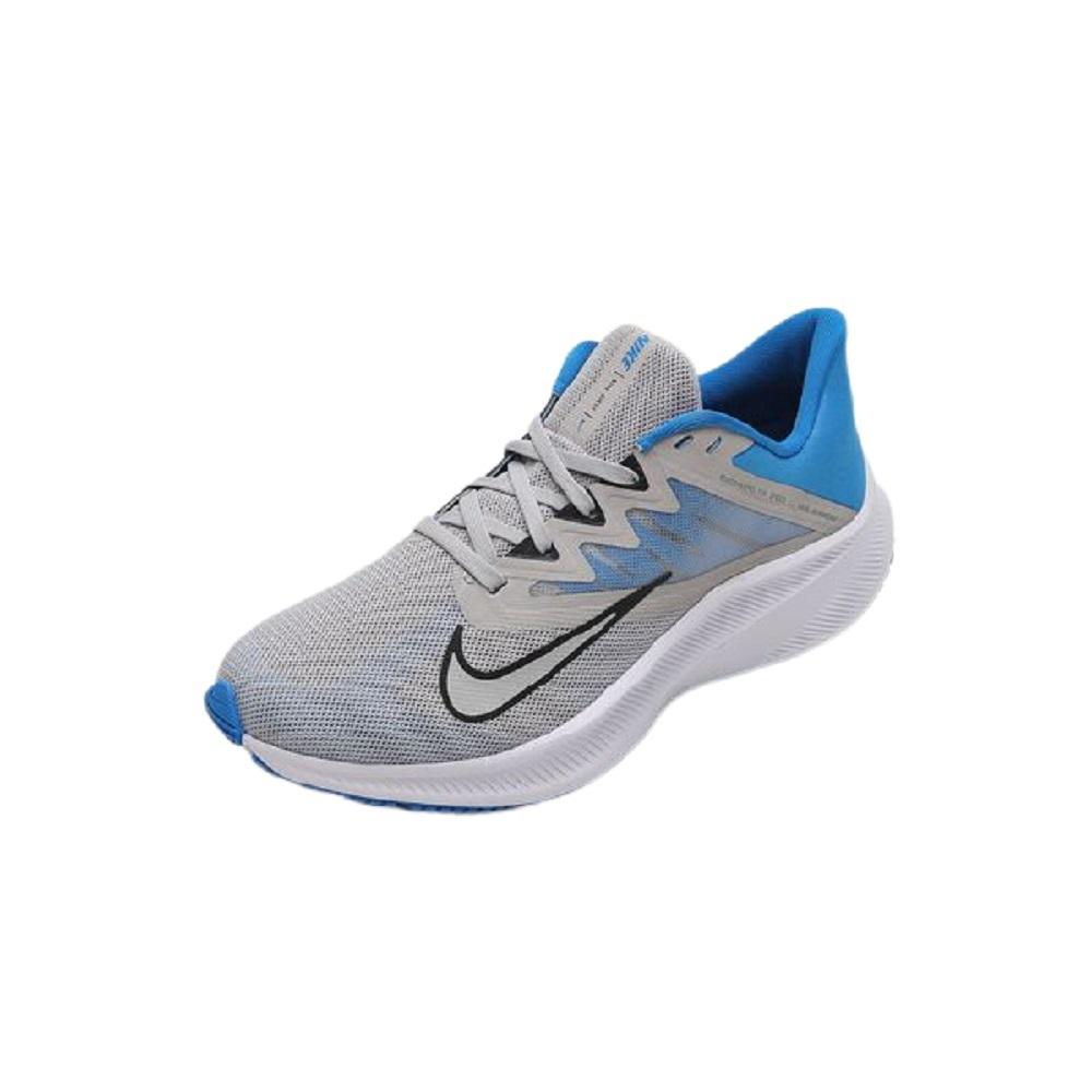 Tênis Nike Quest 3 Masculino Cinza Azul