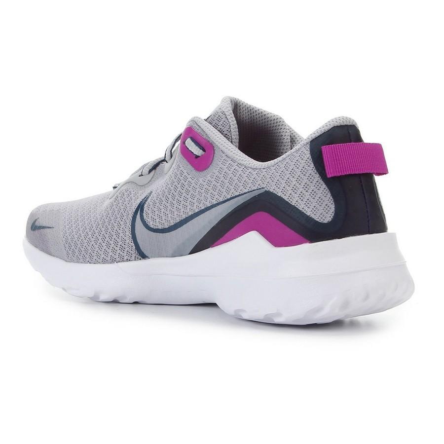 Tênis Nike Renew Ride Feminino Cinza Roxo