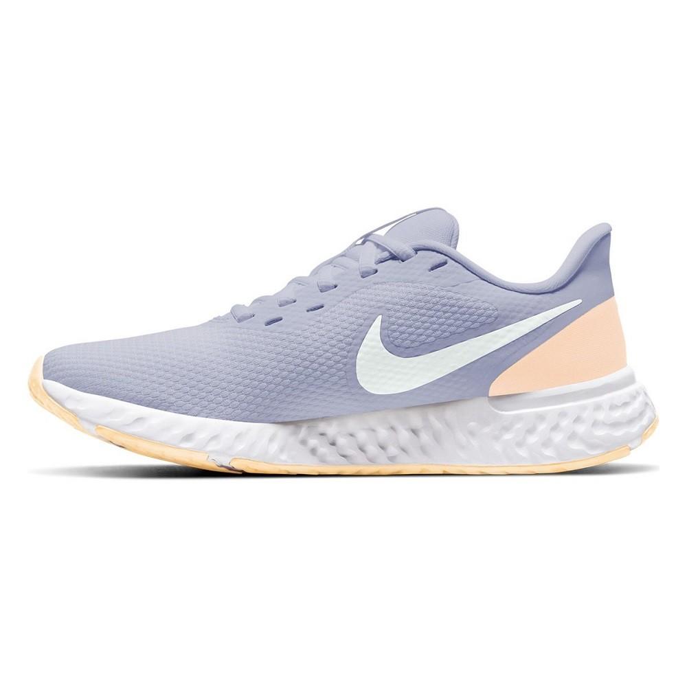 Tenis Nike Revolution 5 Feminino Lilás