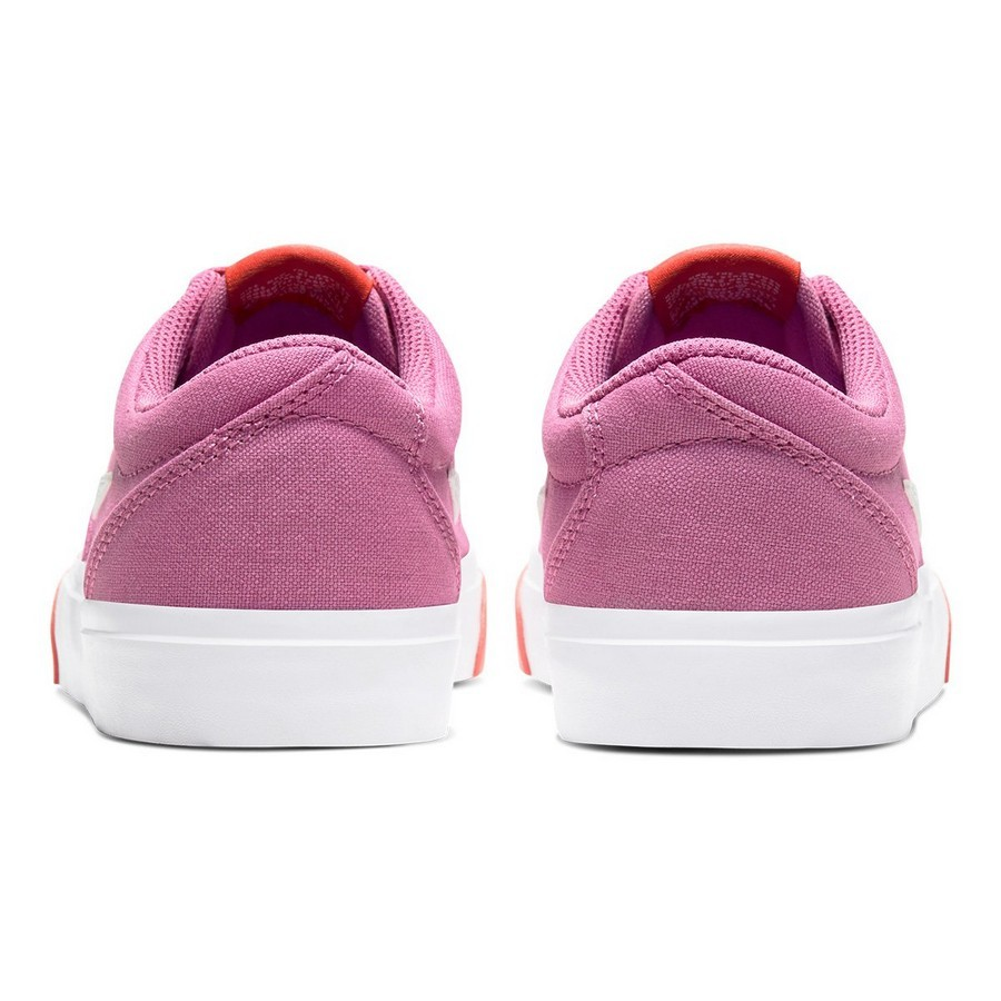 Tênis Nike SB Charge Canvas Feminino Rosa