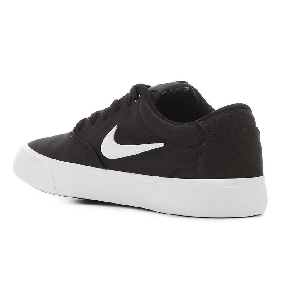Tênis Nike SB Charge Canvas Masculino Preto