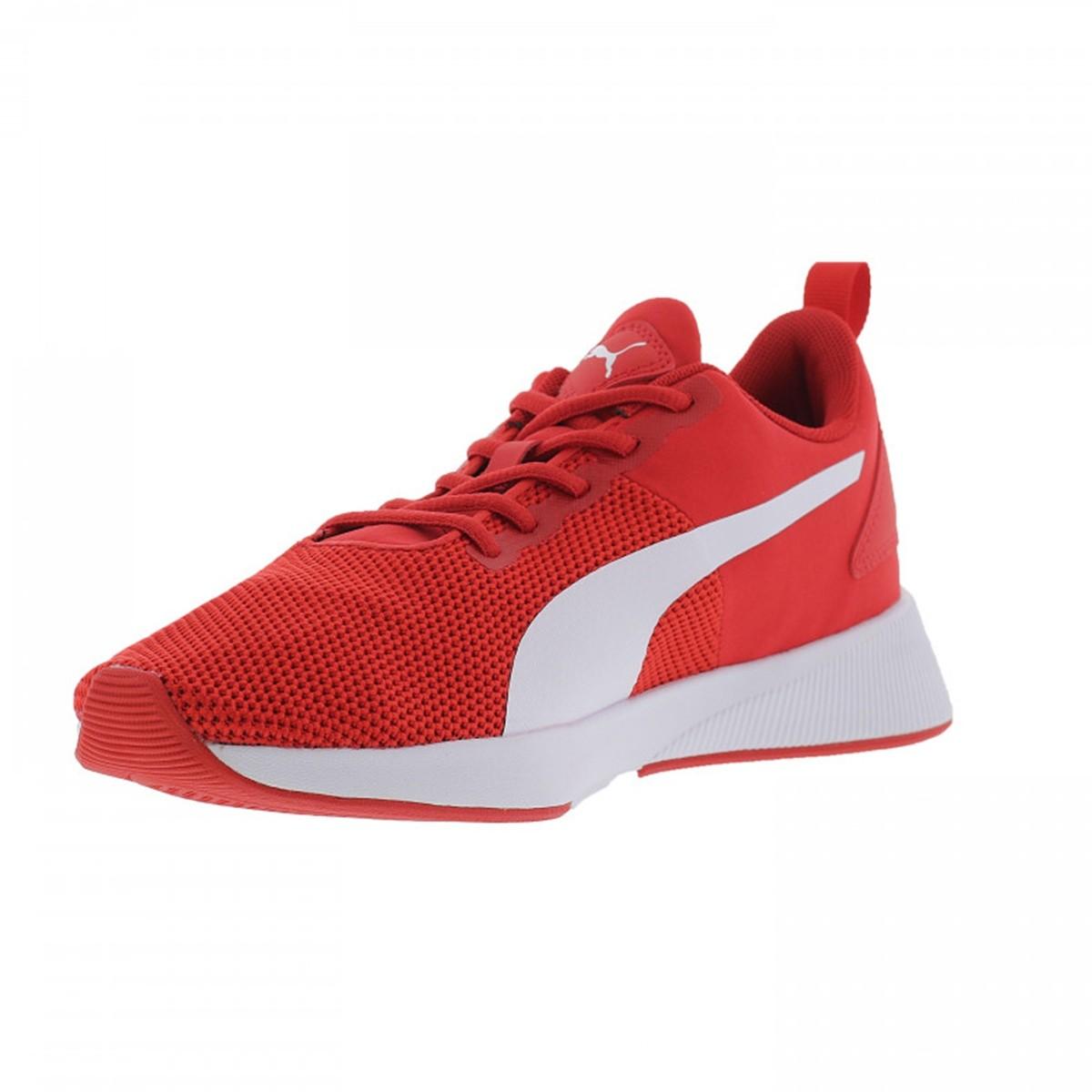 Tênis Puma Flyer Runner Feminino Vermelho