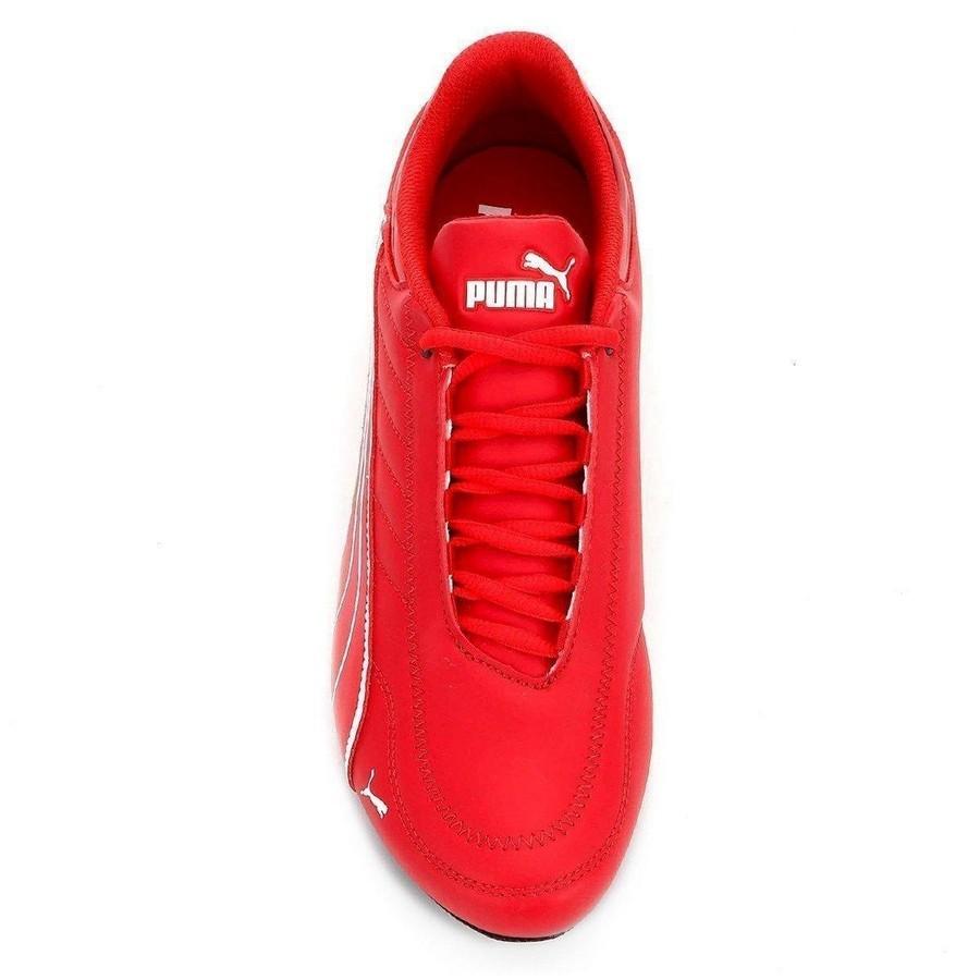 Tênis Puma Future Kart Cat Masculino Vermelho