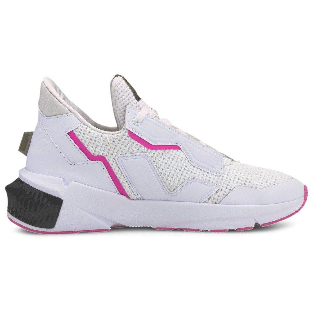 Tênis Puma Provoke Xt Cross Trainer Feminino Branco Rosa