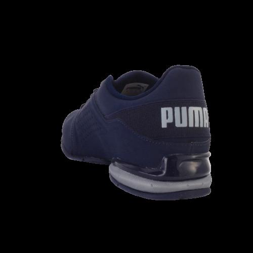 Tênis Puma Runner BDP Masculino Azul Marinho