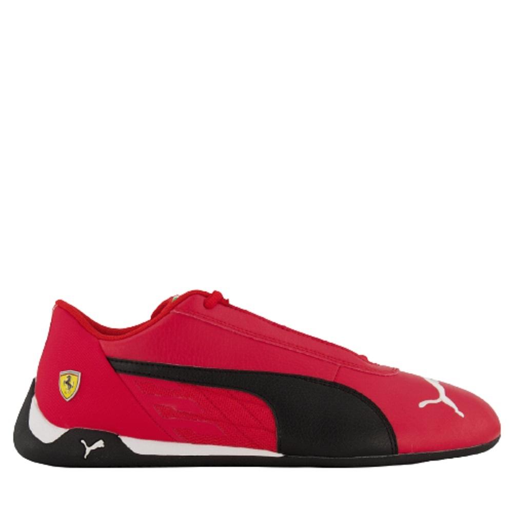 Tênis Puma Scuderia Ferrari R-Cat Vermelho Preto