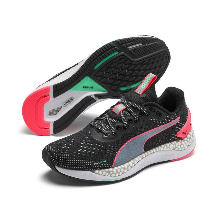 Tênis Puma Speed 600 Feminino Preto Rosa