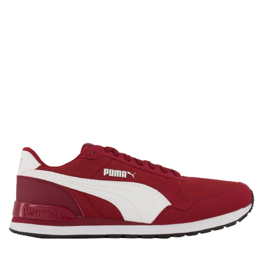Tênis Puma ST Runner V2 Mesh BDP Vermelho