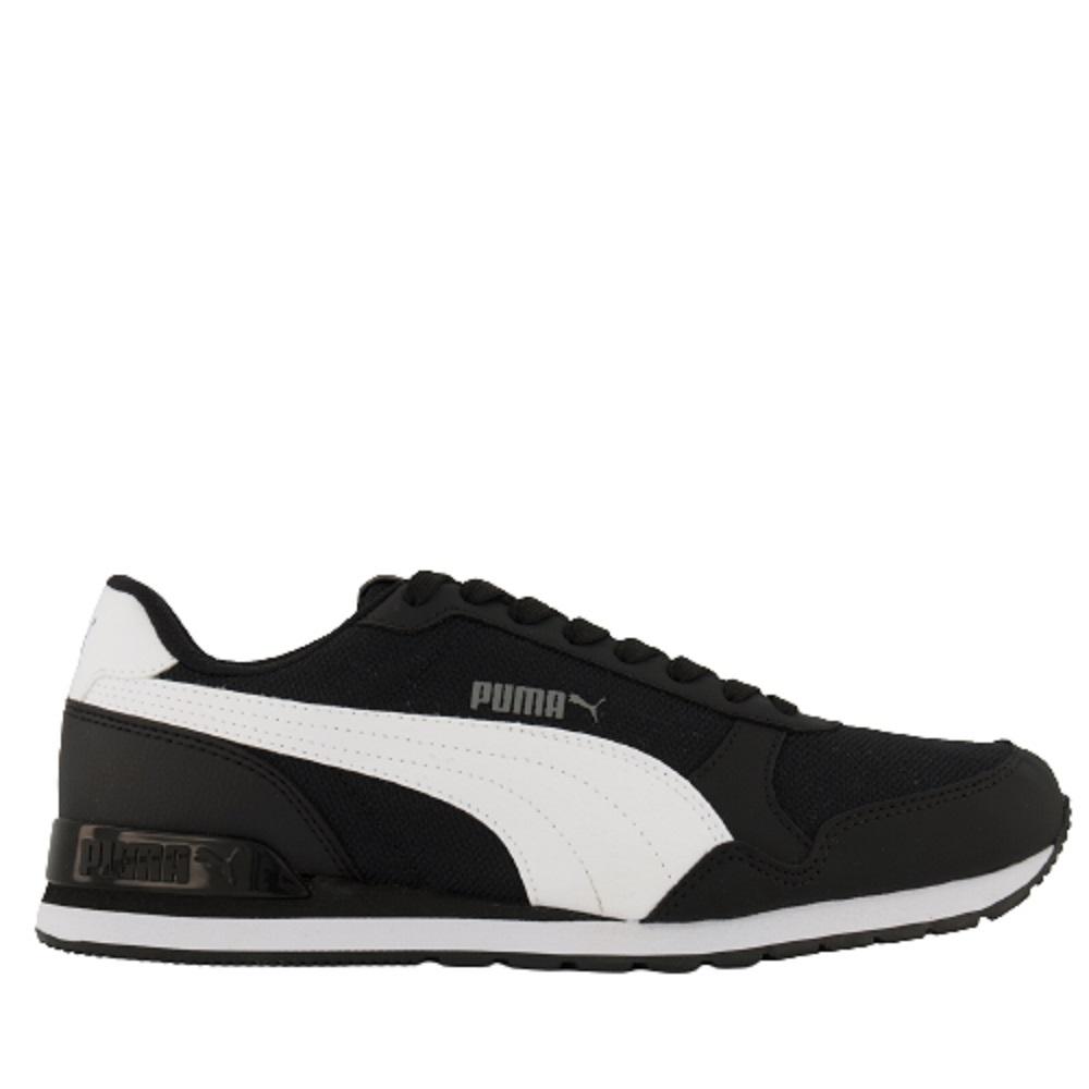 Tênis Puma ST Runner V2 SN Preto Branco