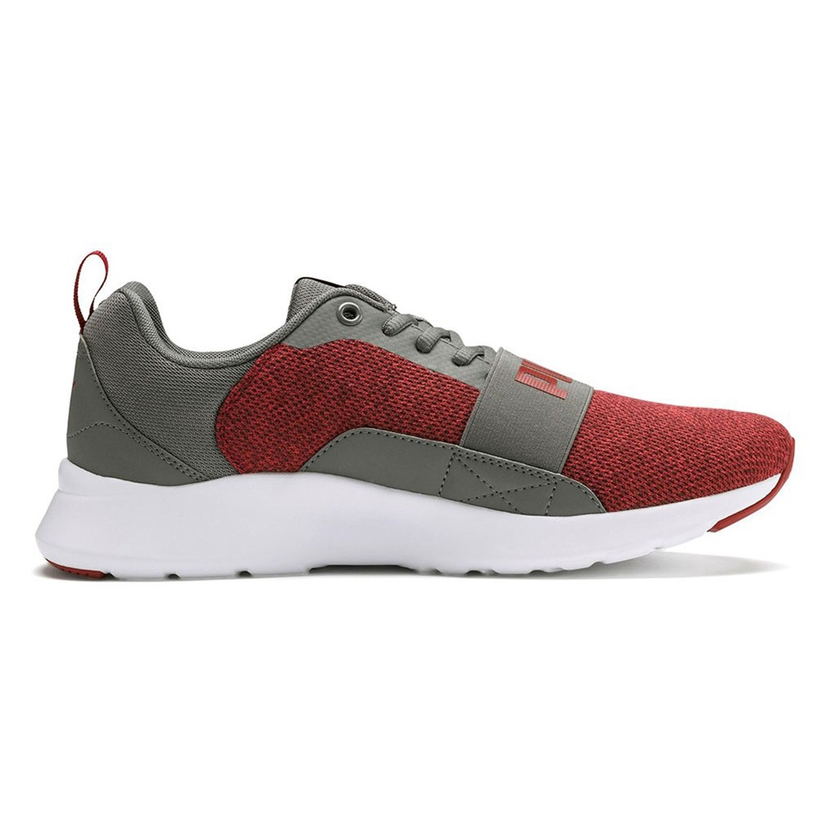 Tênis Puma Wired Mesh 2 - Masculino - Bordô