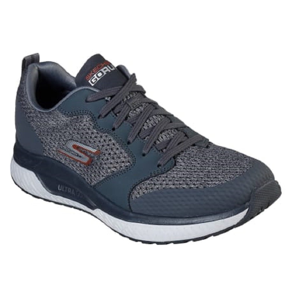 Tênis Skechers Go Run Steady Persuasion Masculino Cinza