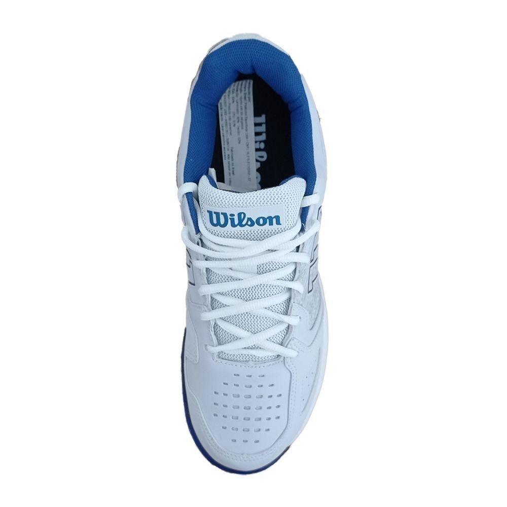 Tênis Wilson K  Energy Feminino Branco Azul